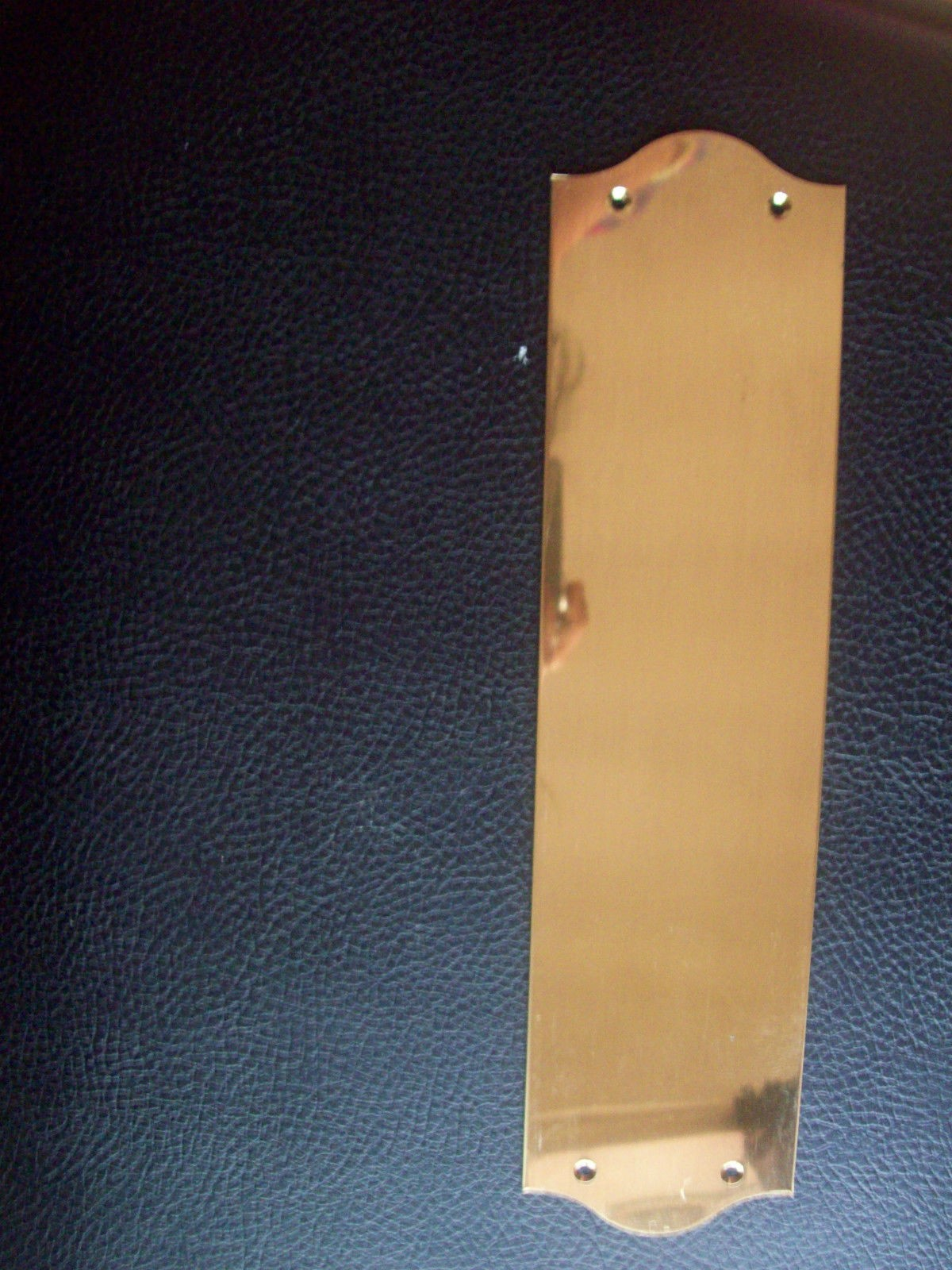 12 Inch Door Finger Plate Ironmongery World