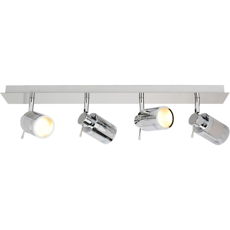 Bora led 4 bar spot light ironmongery world