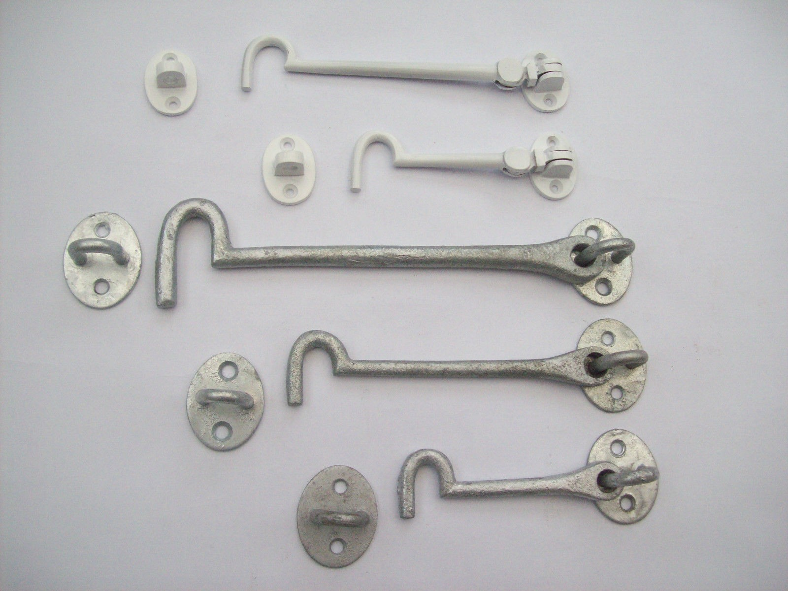 Cast Iron Hook And Eye Shed Latch Ironmongery World