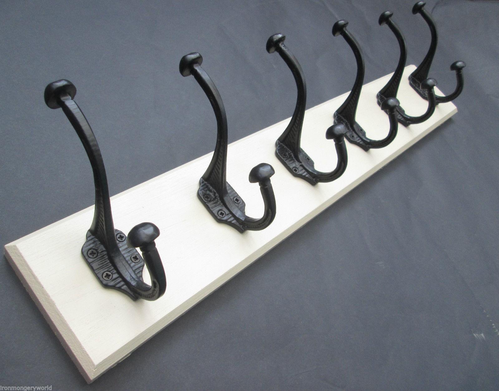 Black Antique Coat Rack Ironmongery World