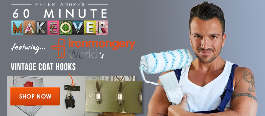 Peter Andres 60 Minute Makeover TV Show