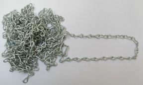 Jack Chain Galvanised 10m