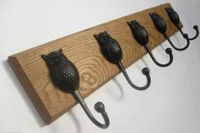 Owl coat rack pic 1