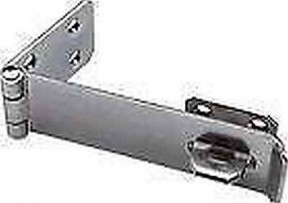 Safety Hasp and Staple