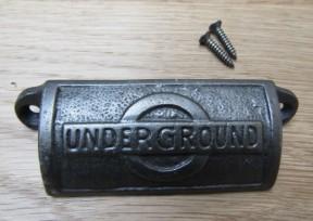 Retro Chest Drawer Cup Handle Underground