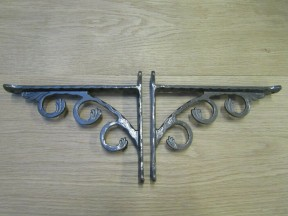 Pair of Camden Shelf Brackets