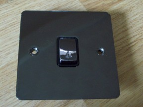bell push switch plate