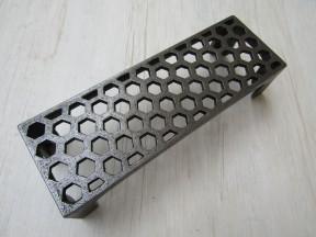 "9"" x 3"" Honeycomb Air Brick Antique Iron"