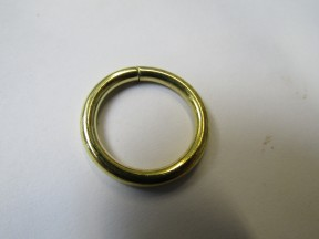 Pack Of 100 Curtain Blind Upholstery O Rings 25mm
