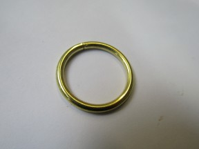 Pack Of 100 Curtain Blind Upholstery O Rings 32mm
