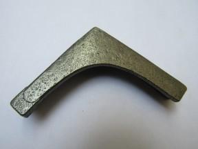 Pack Of 2 Military Chest Corner Antique Iron