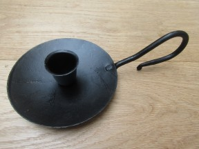 Hand forged Candle Holder Wee Willie Winkie