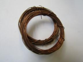 6 Meter Picture Wire antique Copper