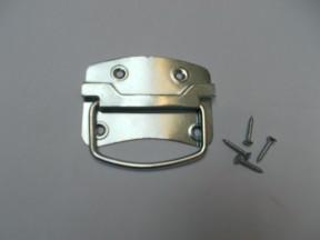 Traditional Steel Chest Handle Zinc