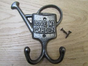 Garden Watering Can Hook