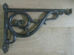Cavendish Hook Bracket