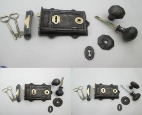 Classic rim lock group pic