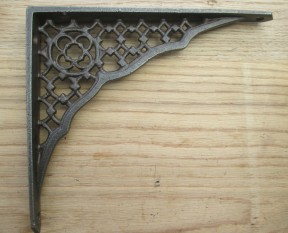 Old Victorian Style Shelf Support