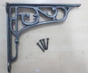 Antique replica shelf bracket