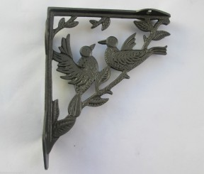 Ornate Shelf Bracket -2 Birds
