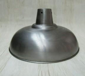 "Retro Light shade 14"" Pool Table Antique Iron"