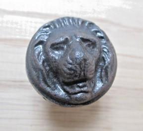 Lion Head Cabinet Knob