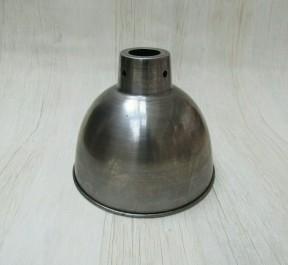 """Retro Light shade 8"""" Dome Antique Iron"""
