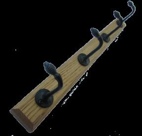 Handmade Hanging Cook Rail