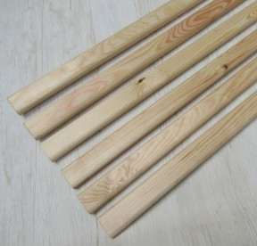 Wooden Lath Only 1.8m 6 Pack Lath