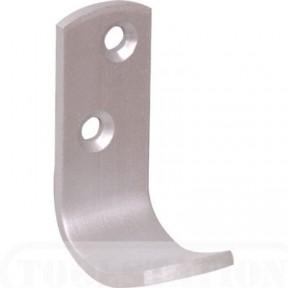 Aluminium Single Hook