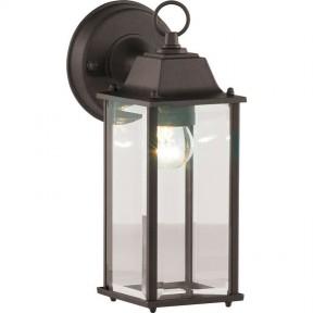 Bevelled Glass Light Black