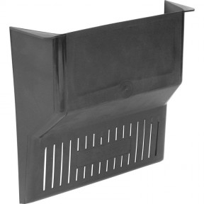 Black Traditional Cut To Shape Gutter Fixing