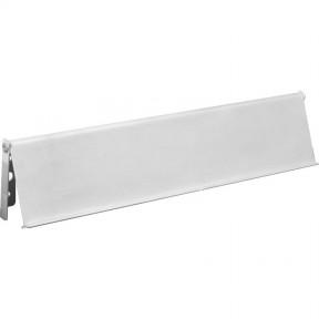 """10"""" Inner Flap Tidy Satin Aluminium"""