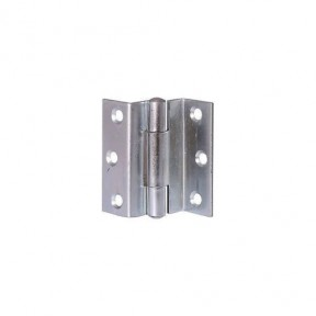 Pair of Stormproof hinge zinc