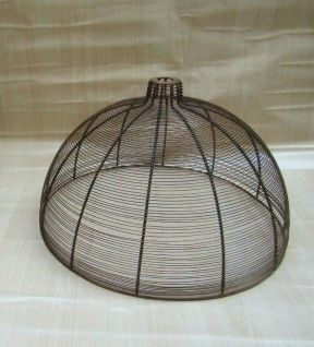 "20"" Large bird cage light shade"