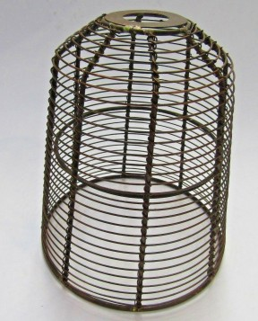 Bird Cage Light Shade