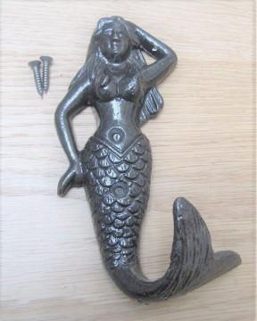 Mermaid Coat Hook