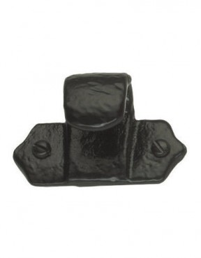 Cast Iron window fittings Sash lift Handle Black Antique