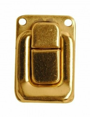 Toggle Case Catch Small Brass