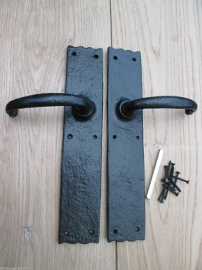 Lever Barn Door Handles