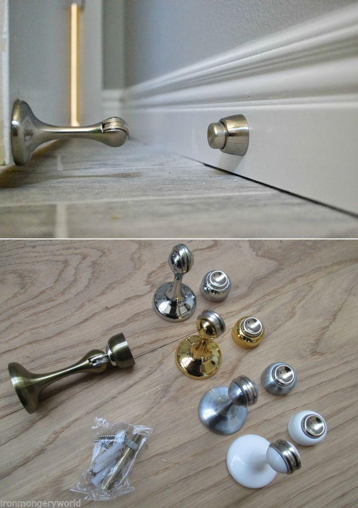 Magnetic Door Holder Stopper Door Stop Jammer Wedge