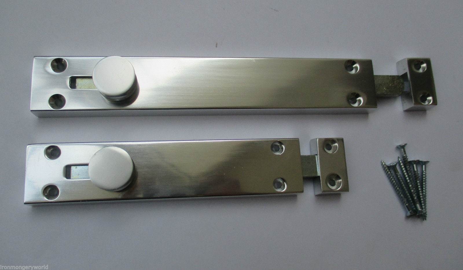 Modern Surface Door Slide Shoot Bolt Tower Bolt 6 Quot 150mm