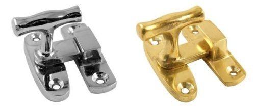 Solid Brass Cabinet Catch Latch
