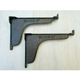 "9"" Pair Of No. 106-8 Railway Shelf Support Bracket"