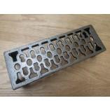 """9"""" x 3"""" Air Brick Antique Iron"""