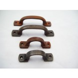 Wrought Cast Iron D-Bow Pull Handles