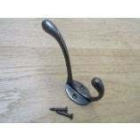 Natural Finish Victorian Coat Hook