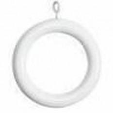 10 Piece plastic Curtain Rings