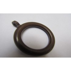 Brown Plastic Ring Large