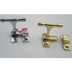 "2"" Brass Cabinet Catch Latch"